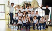 Български ученици прославиха страната ни в Русия