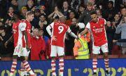 Арсенал си припомни, че може да играе качествен футбол