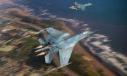 Американски самолет над Черно море стресна руснаците