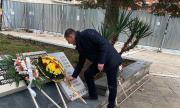 Почитат паметта на загиналите във Възродителния процес (СНИМКИ)