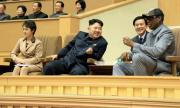 Денис Родман: Видите ли сестрата на Ким Чен Ун да води реч, значи има нещо сериозно