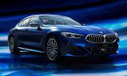 BMW показа колекционерска 8-Series Gran Coupe