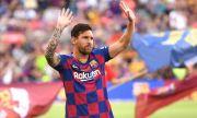 Меси е съгласувал детайлите по новия договор с Барселона
