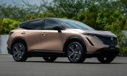 Nissan показа първия си сериен кросоувър на ток