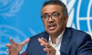 Шефът на СЗО обяви нова инициатива за прозрачност