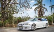Продава се единственото комби Nissan GT-R