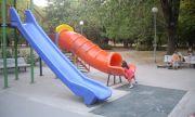 Откриха много нарушения на детските площадки