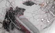 Тежки метеорологични условия в Северна България, затвориха пътя Русе - Бяла