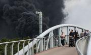 След експлозията в Германия: измерват въздуха за възможни токсини