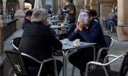 Испания регистрира рекордно малък ръст на смъртните случаи