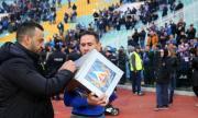 Левски към Живко Миланов: Благодарим ти, капитане! (ВИДЕО)