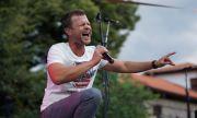Ненчо Балабанов става фронтмен на P.I.F.