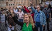 Протести в Чехия