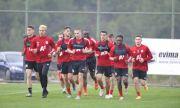 ЦСКА се прибира днес от Турция