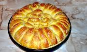 Рецепта на деня: Пухкава питка с прясно мляко и сусам