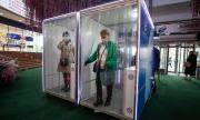 """Русия бори коронавируса със """"светещ газ"""""""