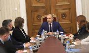 Президентът ще проведе консултации с парламентарните групи преди връчването на мандата