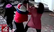 ММА треньор преби служителка в магазин заради маска (ВИДЕО)