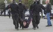 Десетки арестувани на протестите в Беларус