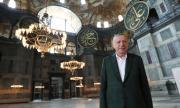 """Превръщането на """"Света София"""" в джамия е руско-турска афера"""