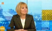 Манолова: В следващия парламент освен от експерти, ще има нужда и от биткаджии