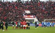 Ето колко фенове на ЦСКА ще могат да покрепят любимците си срещу Ботев Пловдив