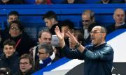 Сари си заминава, ако Ювентус падне от Интер