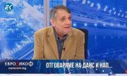 Владо Береану: Управлението цели да сплаши ТВ Евроком (ВИДЕО)