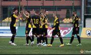 Ботев Пд громи със 7:0 тим от трета дивизия