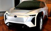 Новото Subaru ще е автономно, 4х4 и ще се казва Evoltis