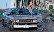 Канадец потроши $140 хил. за реставрацията на стар Golf