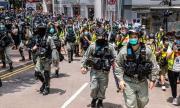 Стотици протестиращи бяха арестувани в Хонконг