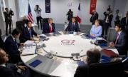 Г-7 обсъжда общи действия