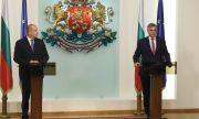 Иво Инджев: Две политически чудеса се случват днес у нас