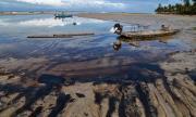 Петрол замърси плажове в Бразилия