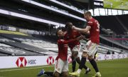Манчестър Юнайтед победи Тотнъм след невероятно силно второ полувреме