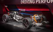 Mercedes разкри мощността на четирицилиндровото C63 AMG