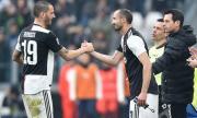 Киелини: Бях разочарован, че Бонучи отиде точно в този Милан