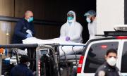Белодробен лекар каза на семейството си как да се предпази от коронавируса