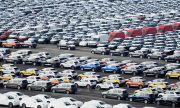 Срив в търсенето на нови автомобили в Европа