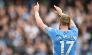 Кевин Де Бройне: Надявам се, че ще успеем да спечелим поне една Шампионска лига, докато съм тук