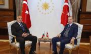 Борисов и Ердоган се чуха по телефона за бежанците