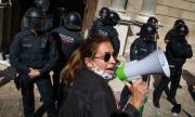 Републиканци протестират в Испания