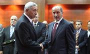 Министри от три страни в Либия