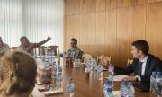 Александър Несторов представи програмата на ДПС пред синдикалисти в Перник