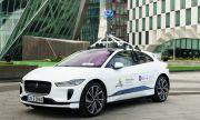 Google Street View ще използва електрически Jaguar