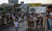 Кървави сблъсъци разтресоха Бейрут (ВИДЕО)