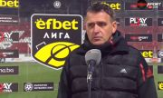Бруно Акрапович атакува Локомотив (Пловдив)