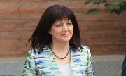 Караянчева: Тръгваме към победа, поехме една проядена държава
