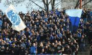 Осъдиха 40 фенове на Левски след боя помежду им